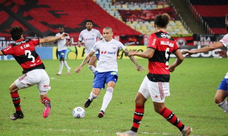 Fortaleza x Flamengo pelo Brasileirão 2021 é um dos destaques dos jogos de hoje, 9