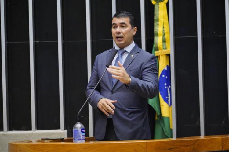Deputado Luis Miranda diz ter alertado Pazuello sobre denúncia na compra da Covaxin (Foto: Pablo Valadares/Câmara dos Deputados)