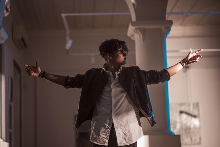 VMZ é um artista cearense que ganha repercussão na internet com o rap geek (Foto: Divulgação)