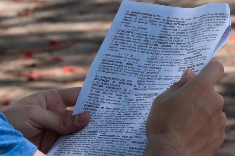 Inscrição do Enem 2021 começa dia 30; veja como se inscrever e confira cronograma de data (Foto: Antonio Cruz/Agência Brasil)
