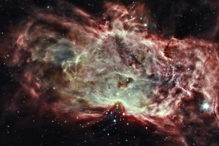 Veja o horóscopo de todos os signos do Zodíaco para este domingo, 27 de junho (27/06) (Foto: NASA/ JPL-Caltech/ IPAC Infrared Science Archive)