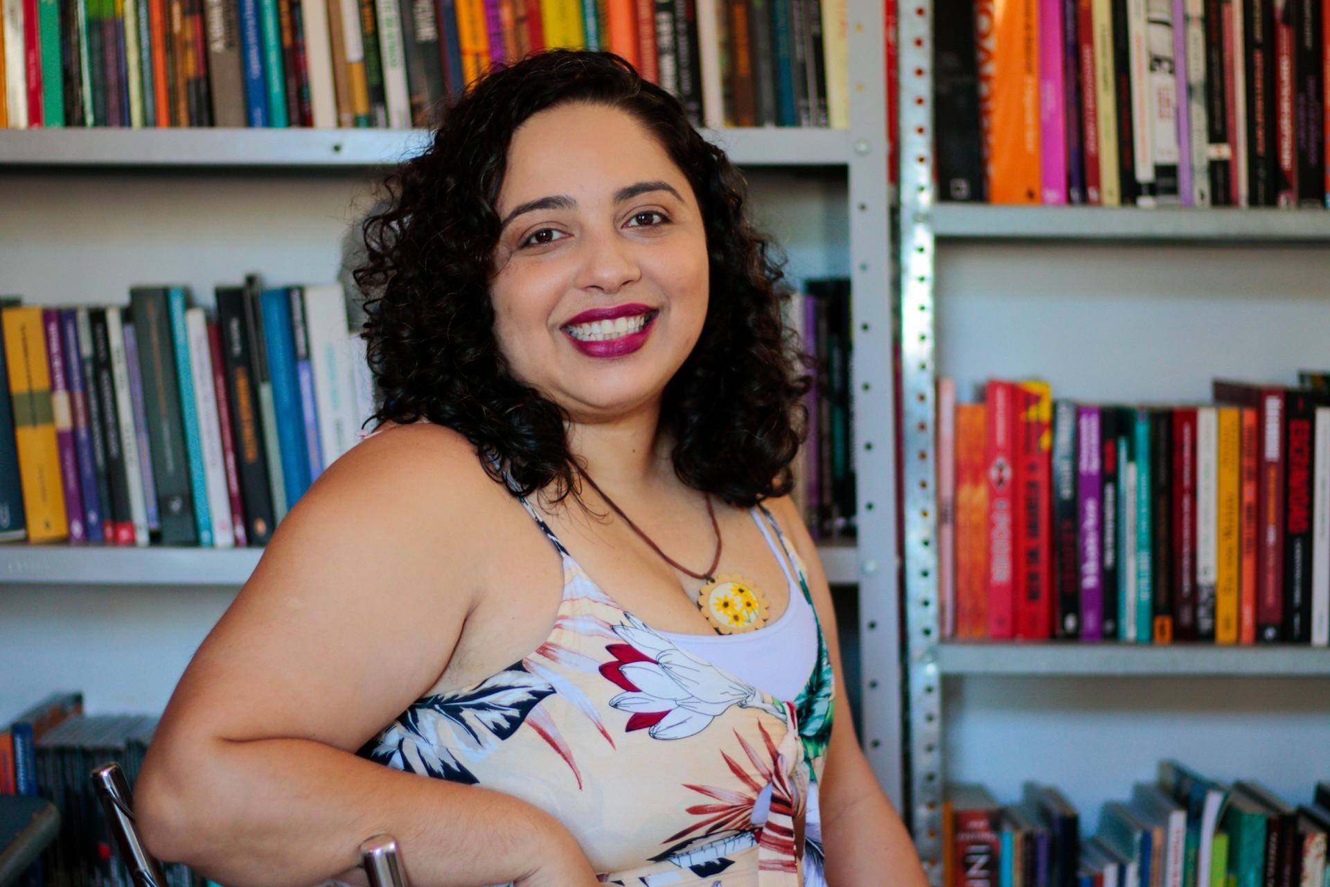 Eliana Coelho, feminista evangélica(Foto: BARBARA MOIRA)