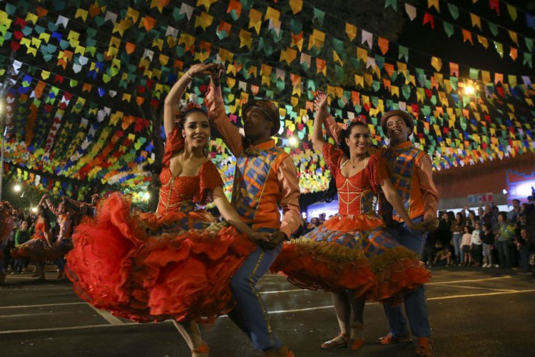 Festa na Roça lidera rankingde músicas de festas juninas (Foto: )