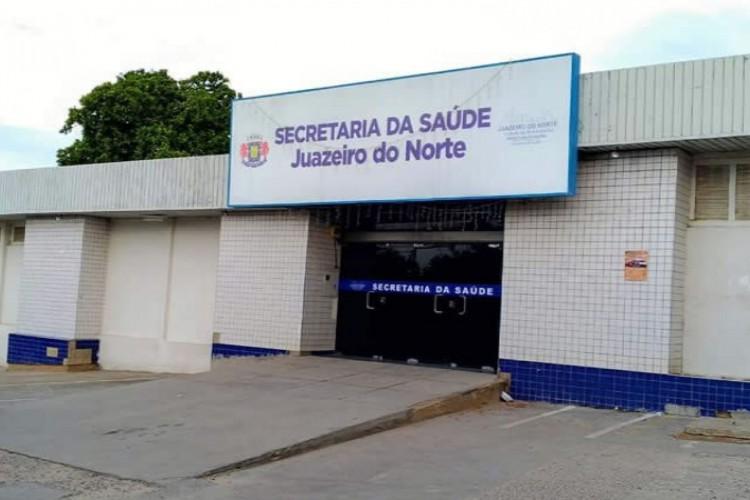 Edital da Secretaria da Saúde de Juazeiro do Norte prevê a contratação no concurso de 45 médicos (Foto: Reprodução/ Google Maps)