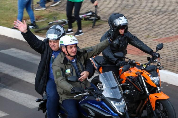 Um dia após revelações da CPI da Covid, Bolsonaro promove nova 'moticiata' (Foto: Reprodução/ Flickr Palácio do Planalto)
