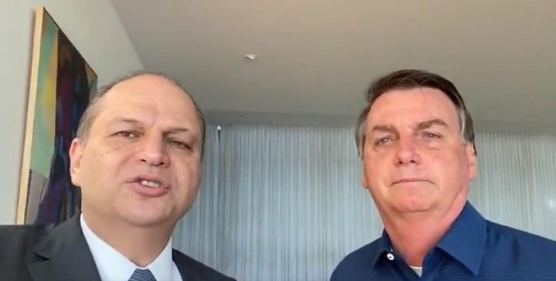 Ricardo Barros é líder do governo Bolsonaro