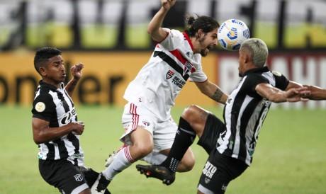 São Paulo x Ceará pelo Brasileirão 2021 é um dos destaques dos jogos de hoje, 14
