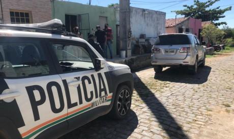 Operação em Iguatu capturou seis suspeitos de crimes no município