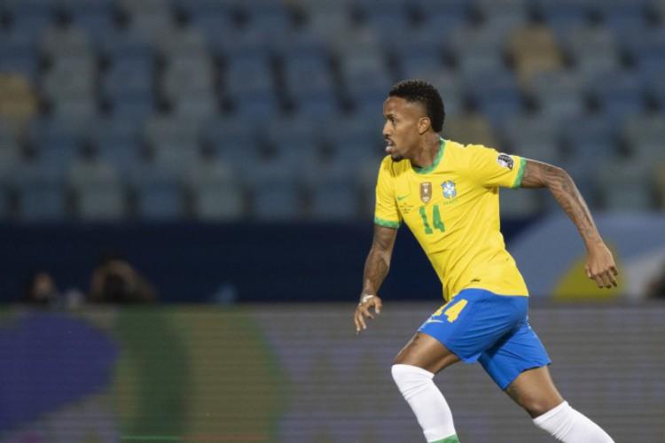 Brasil empatou com Equador no encerramento da fase de grupos da Copa América (Foto: Lucas Figueiredo / CBF)
