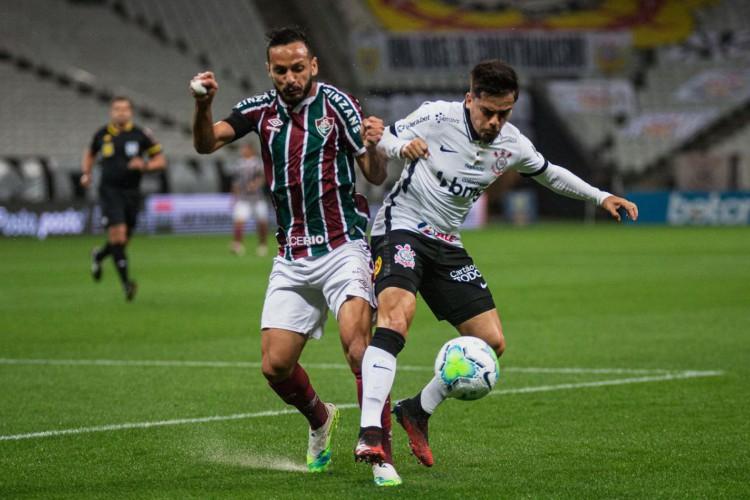 Fluminense recebe Corinthians em busca de recuperação no Brasileiro (Foto: Lucas Mercon)