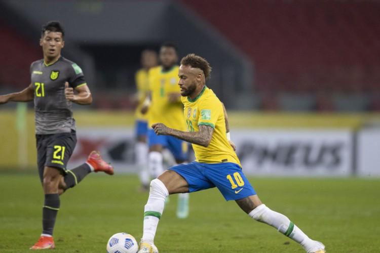 Copa América: já classificado para as quartas, Brasil enfrenta Equador (Foto: Lucas Figueiredo/CBF)