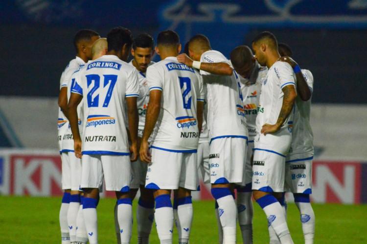 Cruzeiro perde para o CSA e se complica na Série B (Foto: )