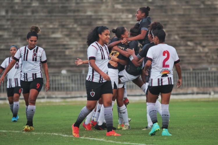 Ceará levou a melhor diante do Botafogo-PB na primeira partida das oitavas do Brasileirão Feminino A2.  (Foto: Raniery Soares/Ceará SC)