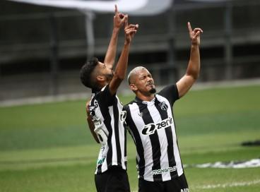 O Ceará é o terceiro melhor mandante do Campeonato Brasileiro, empatado com Atlético-MG