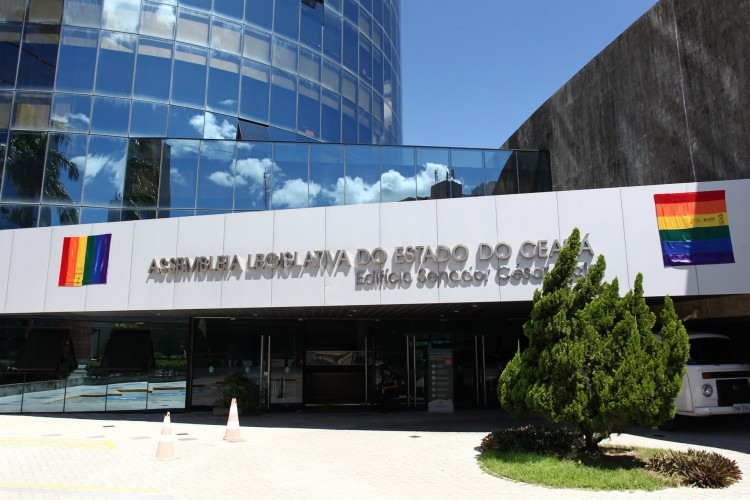 Assembleia Legislativa do estado (Foto: FABIO LIMA)