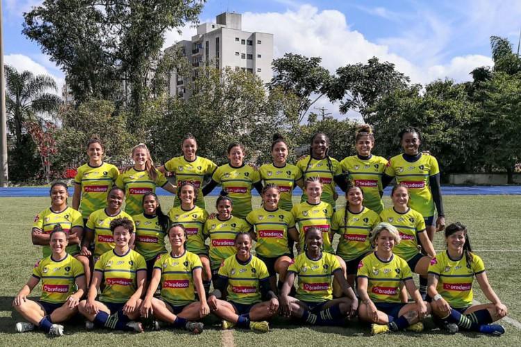 Renovada, seleção feminina de rugby é convocada para Jogos de Tóquio (Foto: )