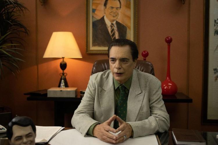 Star+ está produzindo série sobre Silvio Santos (Foto: Divulgação/Star+)
