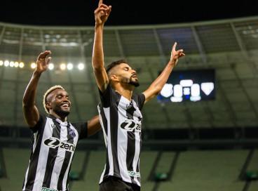 Ceará marca mais da metade dos gols nos períodos finais dos tempos
