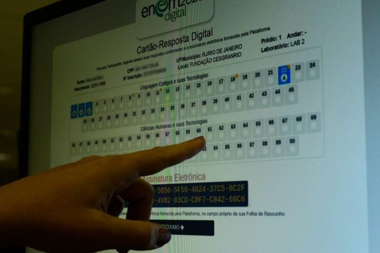 Inscrições para o Enem 2021 começam hoje; veja como fazer a inscrição, cronograma, prazos, datas e documentos necessários (Foto: Marcello Casal Jr/Agência Brasil)