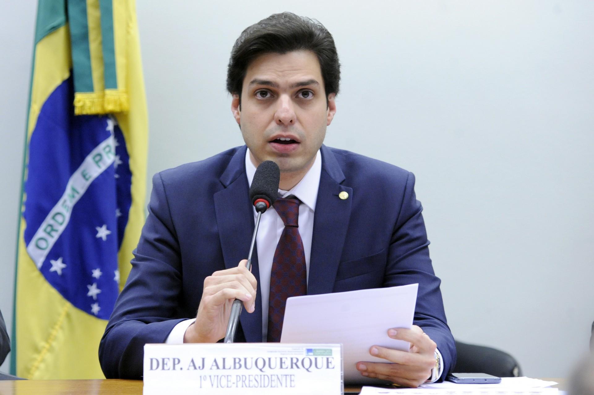 AJ ALBUQUERQUE, deputado federal pelo PP-CE(Foto: Cleia Viana/Câmara dos Deputados)