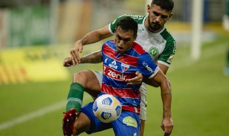 Chapecoense x Fortaleza pelo Brasileirão 2021 é um dos destaques dos jogos de hoje, 16.
