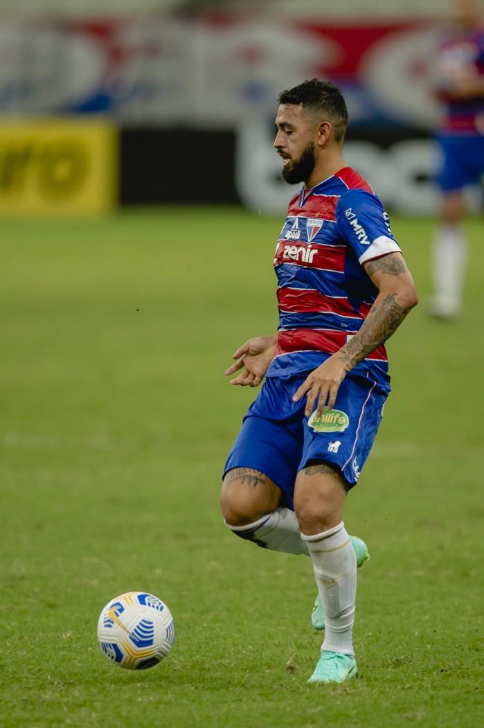 Felipe deve voltar ao time titular do Fortaleza (Foto: Aurelio Alves)