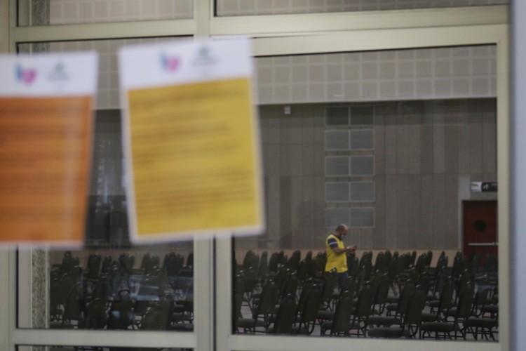 No dia 5, outra unidade do Senai vai receber a mesma ação (Foto: Thais Mesquita)