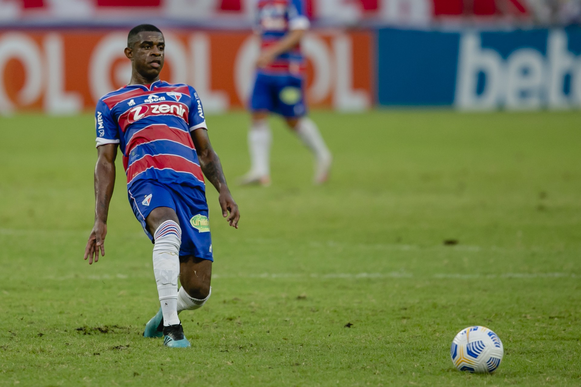 Marcelo Benevenuto pode voltar ao time titular do Fortaleza contra o Ceará (Foto: Aurelio Alves)