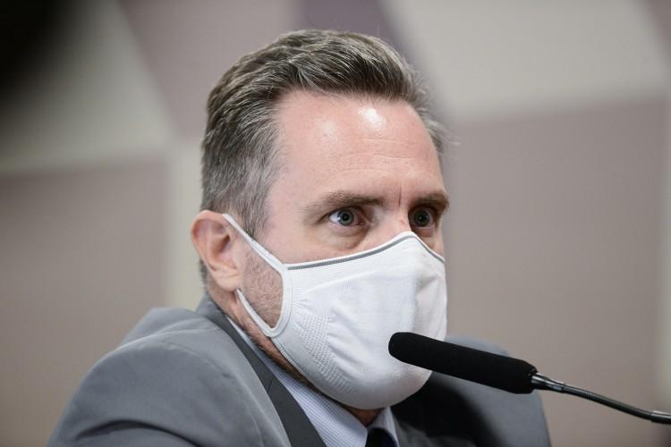 Dominguetti deixou mais perguntas que respostas (Foto: Pedro França/Agência Senado)