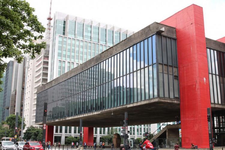 Fachada do Museu de arte de São Paulo Assis Chateaubriand - Masp, na Avenida Paulista. (Foto: Rovena Rosa/Agência Brasil)