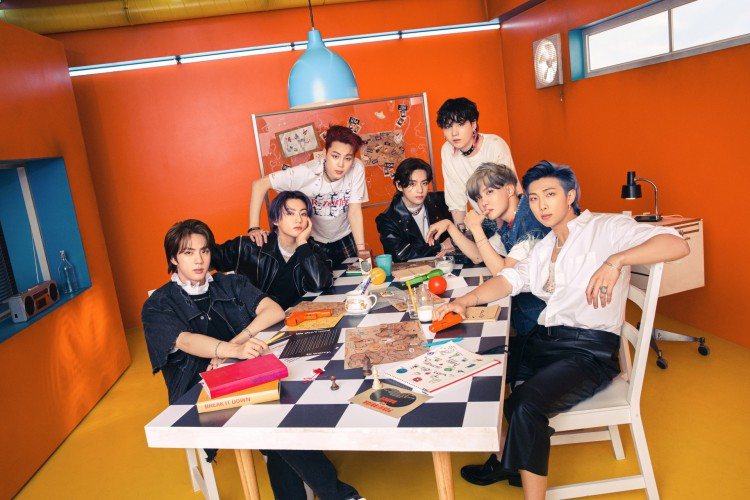 'Permission To Dance' será o próximo single do BTS (Foto: Reprodução/ Twitter @bts_official)