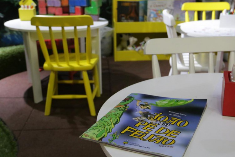 Aplicação na alfabetização ocorre de forma censitária neste ano de 2021, de acordo com a Secretaria da Saúde (Foto: CHICO ALENCAR)