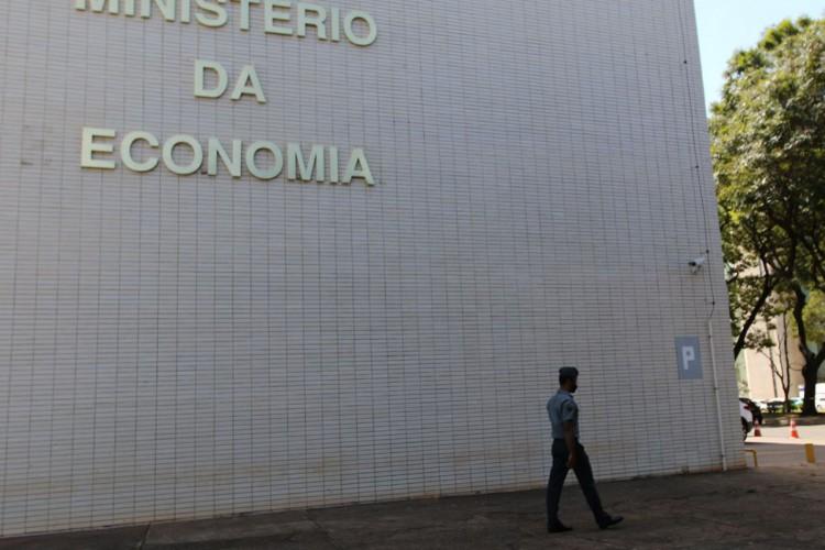 MInistério da Economia na Esplanada dos Ministérios em Brasília (Foto: Fabio Rodrigues Pozzebom/Agência Brasil)
