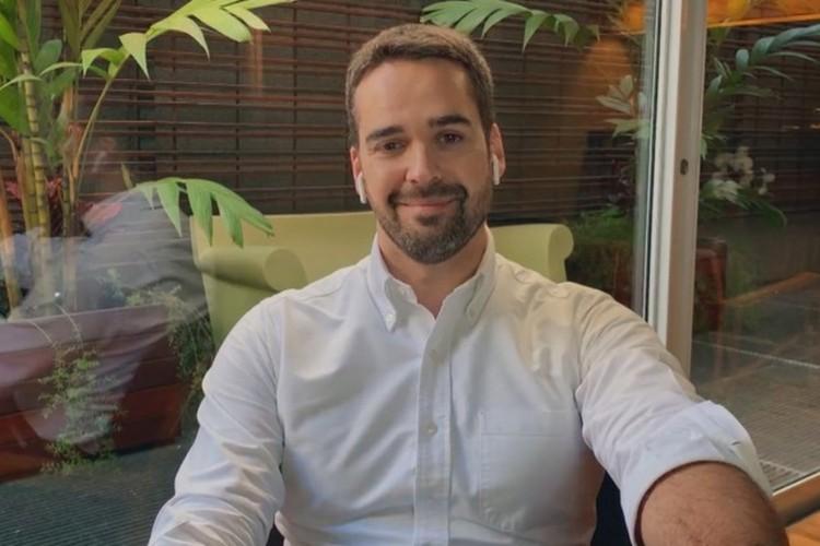 O governador do Rio Grande do Sul, Eduardo Leite (PSDB), falou de sua orientação sexual em entrevista ao programa Conversa com Bial (Foto: Divulgação)