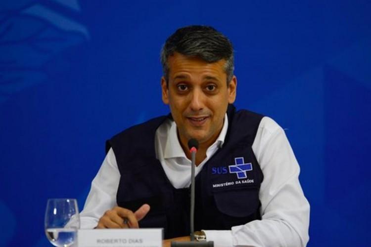 Roberto Dias teria pedido propina de US$ 1 na negociação para compra de doses de imunizantes  (Foto: Foto: Agência Brasil)