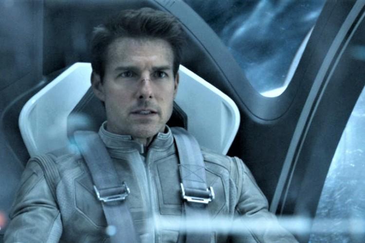 Tom Cruise e o diretor Doug Liman têm um projeto em colaboração com a Nasa e a Space X de filmar no espaço (Foto: Divulgação)