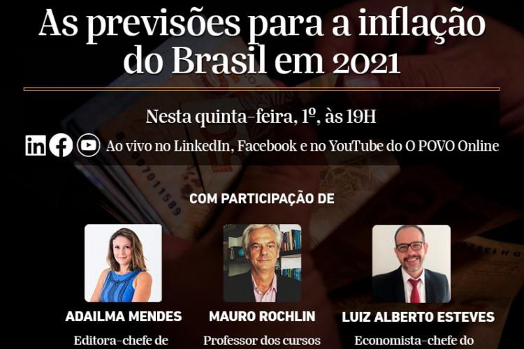 Live Economia na Real (Foto: Divulgação)