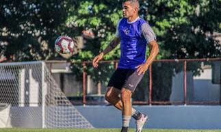 Richardson, zagueiro do Ferroviário, enfrentará o Volta Redonda-RJ pela sexta rodada da Série C 2021