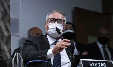 Renan Calheiros é relator da CPI da Covid