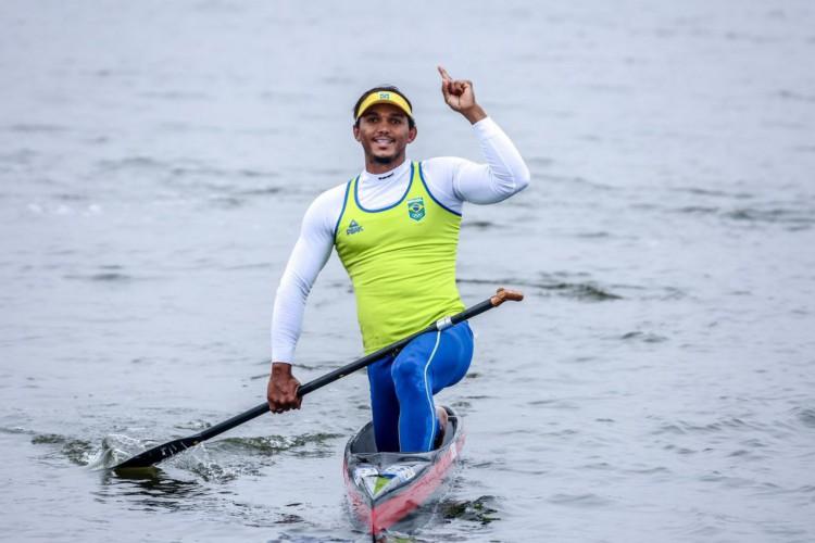 Canoagem confirma três atletas em Tóquio; Erlon fica fora por lesão (Foto: DANILOBORGES)