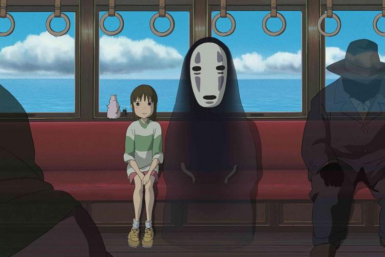 'A Viagem de Chihiro' completa 20 anos (Foto: Divulgação)