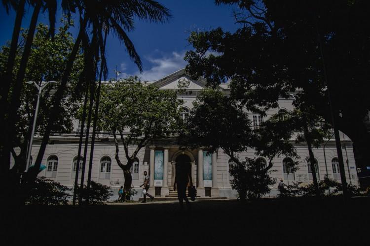 Palacete Senador Alencar, sede do Museu do Ceará, chega aos 150 anos (Foto: Aurelio Alves)