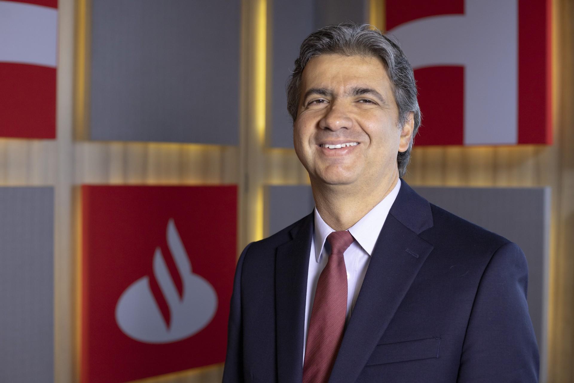 Rogério Panca, superintendente de Cartões do Santander