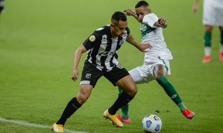 Juventude e Ceará se enfrentam hoje, 23, pela Série A do Brasileirão. Veja onde assistir ao vivo à transmissão, qual horário do jogo e provável escalação.