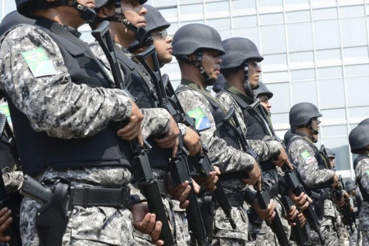 O posto com mais registros de punição é o de soldado, de primeira e segunda classe, de baixo escalão na hierarquia militar, com salários de cerca de R$ 2 mil. (Foto: Agência Brasil)