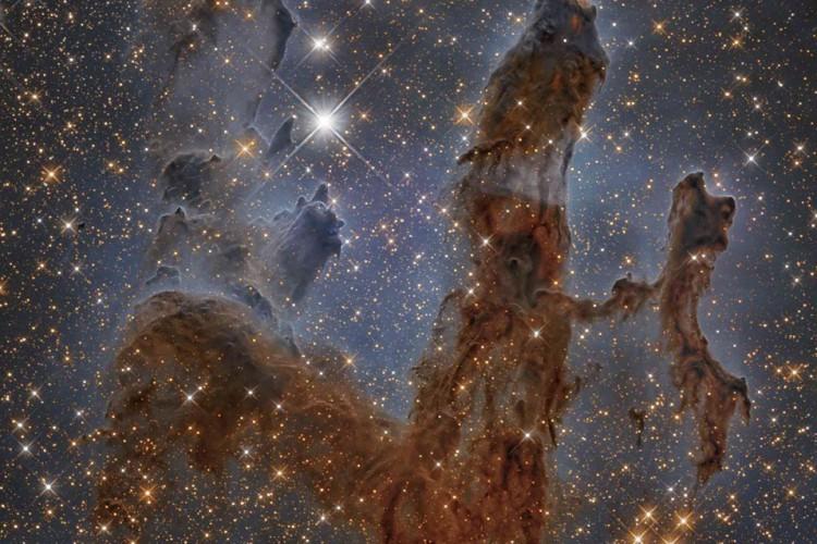 Veja o horóscopo de todos os signos do Zodíaco para esta terça, 6 de julho (Foto: NASA/ ESA/ Hubble/ HLA)