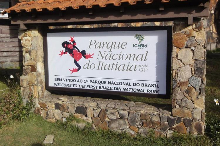 RJ: Parque do Itatiaia tem recordes de baixa temperatura neste inverno (Foto: )