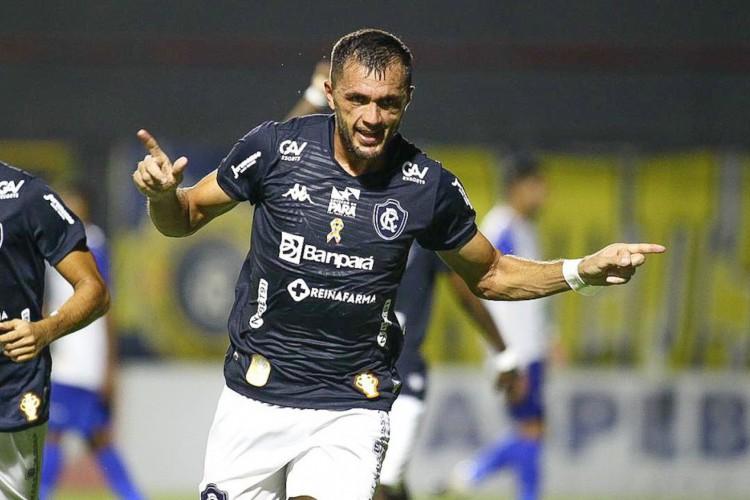 Edson Cariús pode voltar ao futebol cearenses para defender o Ferroviário (Foto: Samara Miranda/Ascom Remo)