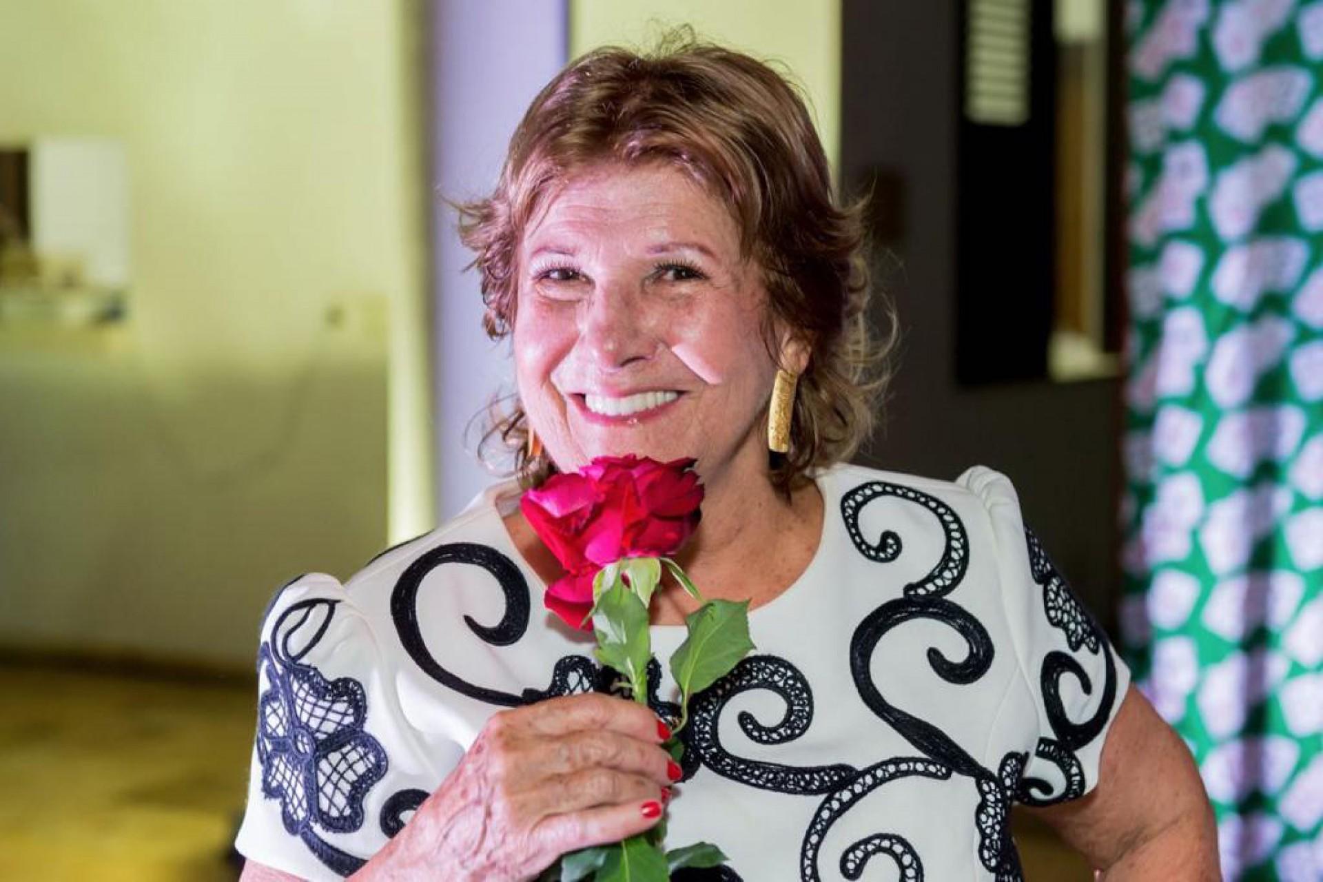 Empresária Ana Lúcia Mota, presidente da Cerbras