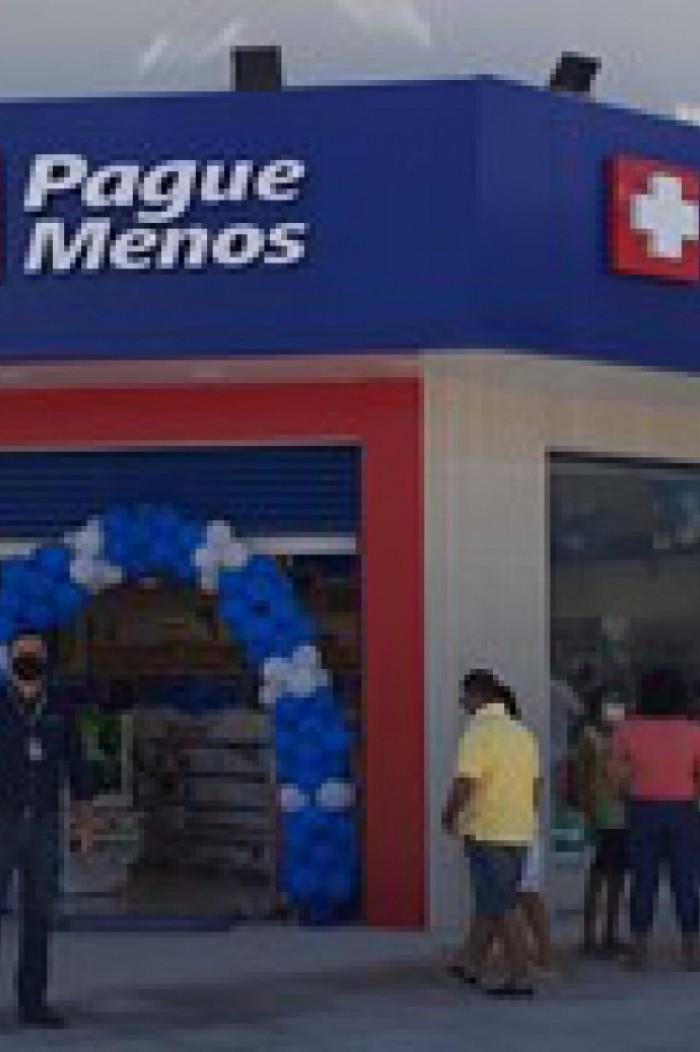 Inauguração Pague Menos no Maranhão (Foto: Divulgação)